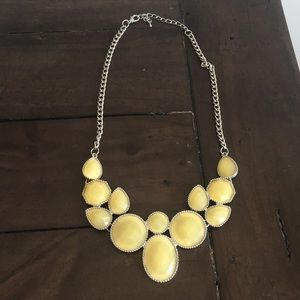 Jewelry - Yellow and silver necklace